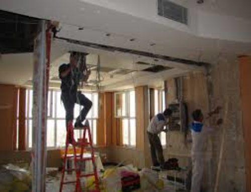 تعمیرات – نوسازی و بازسازی کلی ساختمان