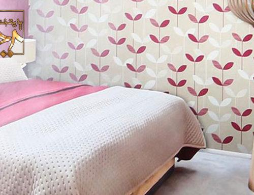 ایده هایی برای کاغذ دیواری اتاق خواب