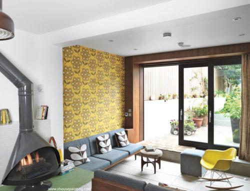 ۱۰ ایده برای کاغذ دیواری مخصوص آشپزخانه برای افراد خوش سلیقه