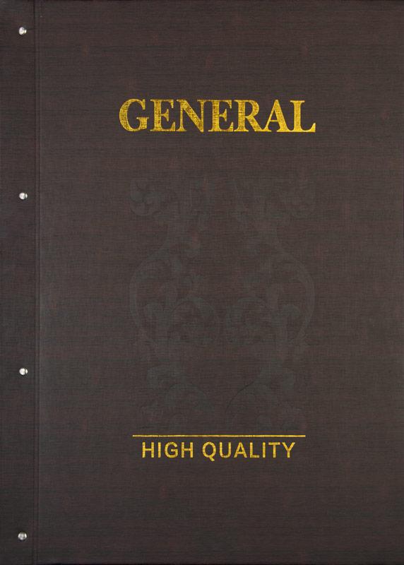آلبوم کاغذ دیواری جنرال General