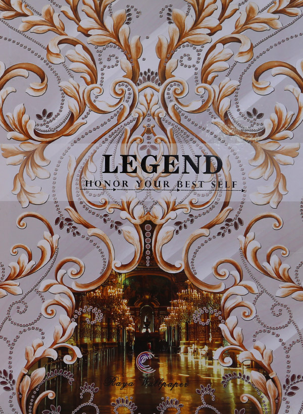 آلبوم کاغذ دیواری لجند Legend