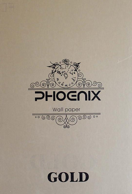 آلبوم کاغذ دیواری فونیکس گلد Phoenix Gold