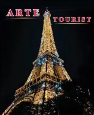 کاغذ دیواری توریست Arte Tourist